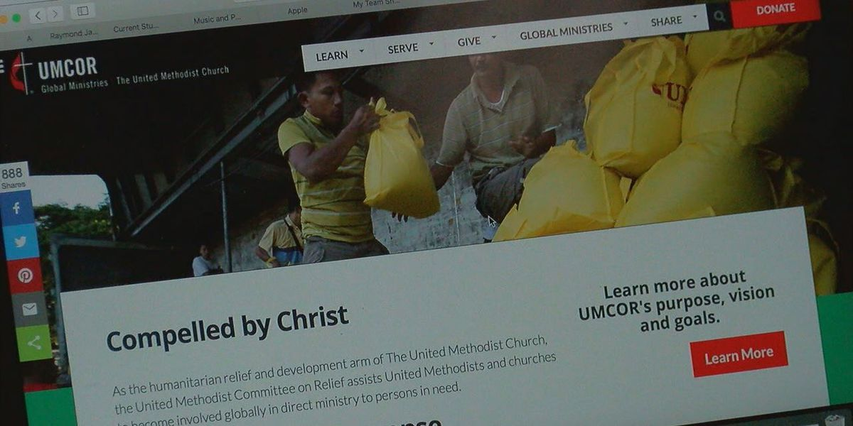 Lufkin First United Methodist Church helping with Hurricane Dorian relief efforts