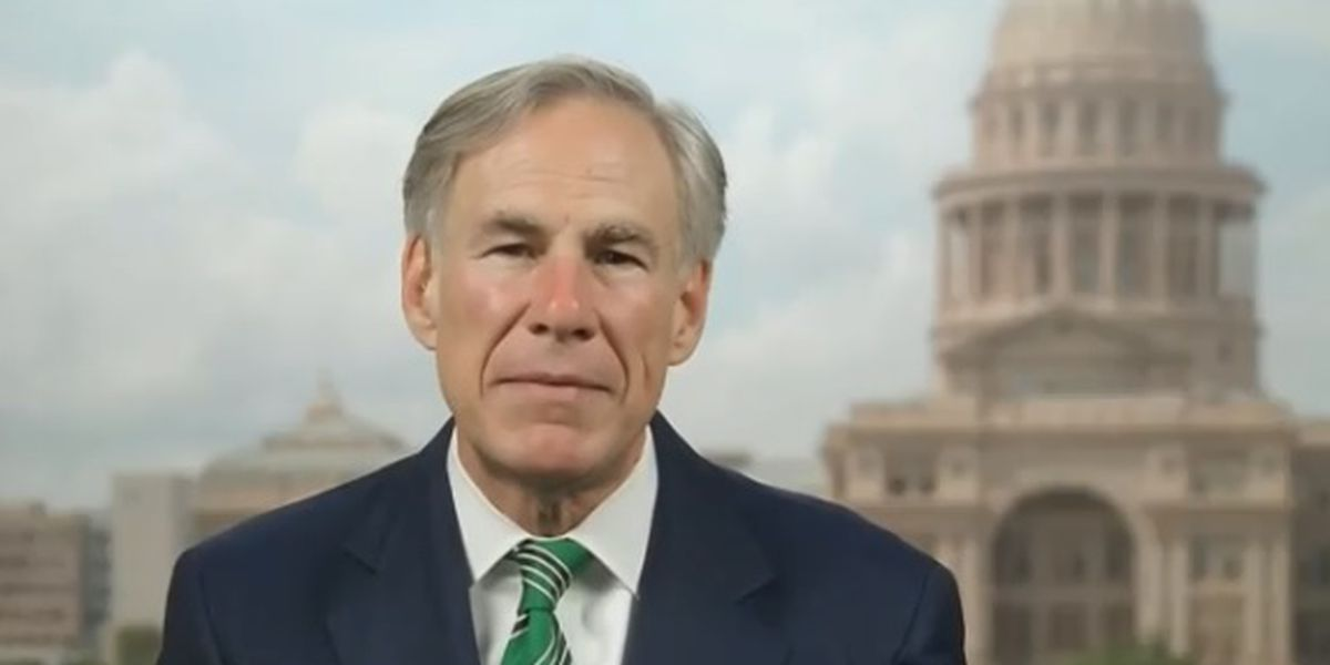 Gov. Greg Abbott answers viewer questions about COVID-19