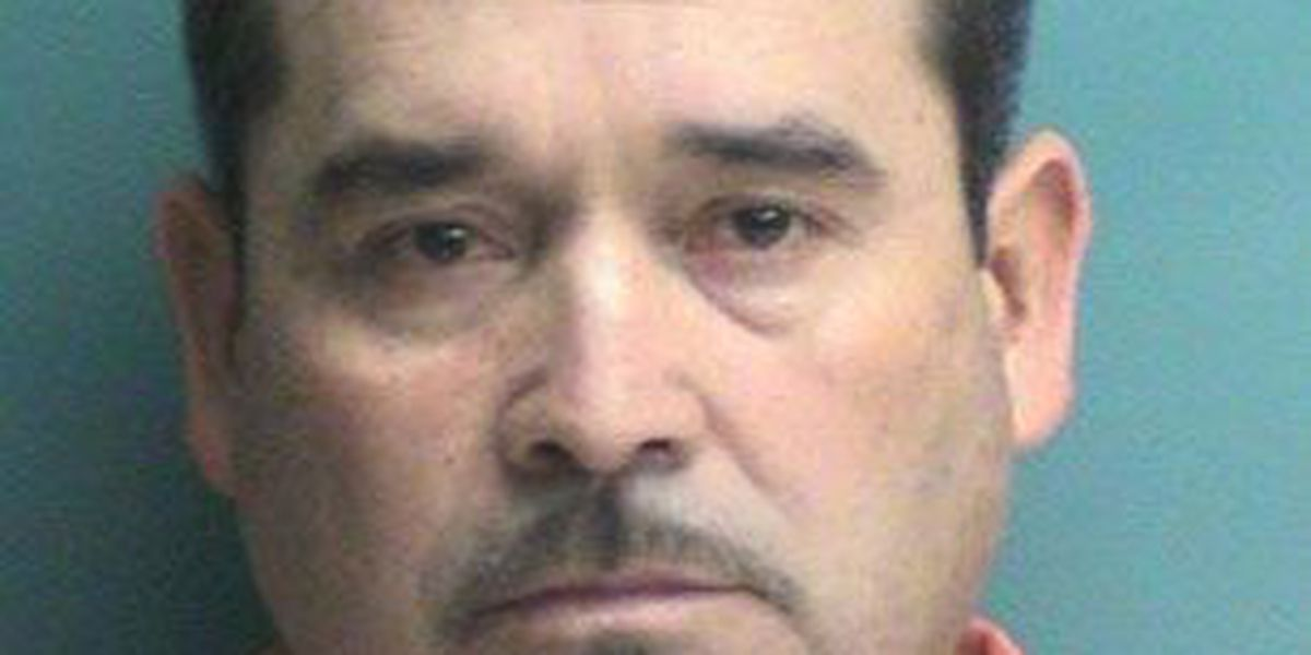 Nacogdoches Co. Sheriff's Office: Diboll man found in park with meth, gun