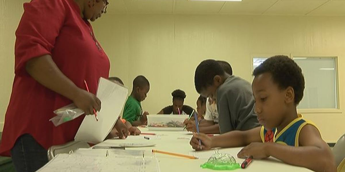 Lufkin tutor trying to ease loss of knowledge over summer
