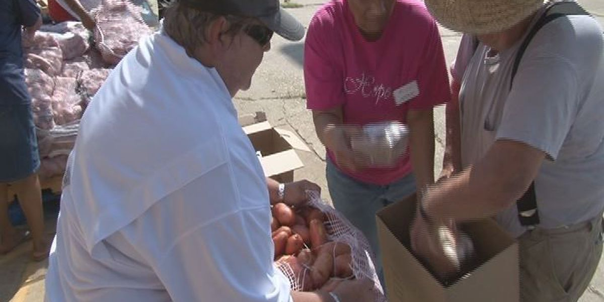 Another food pantry opens in Shelby Co. to help bridge hunger gap