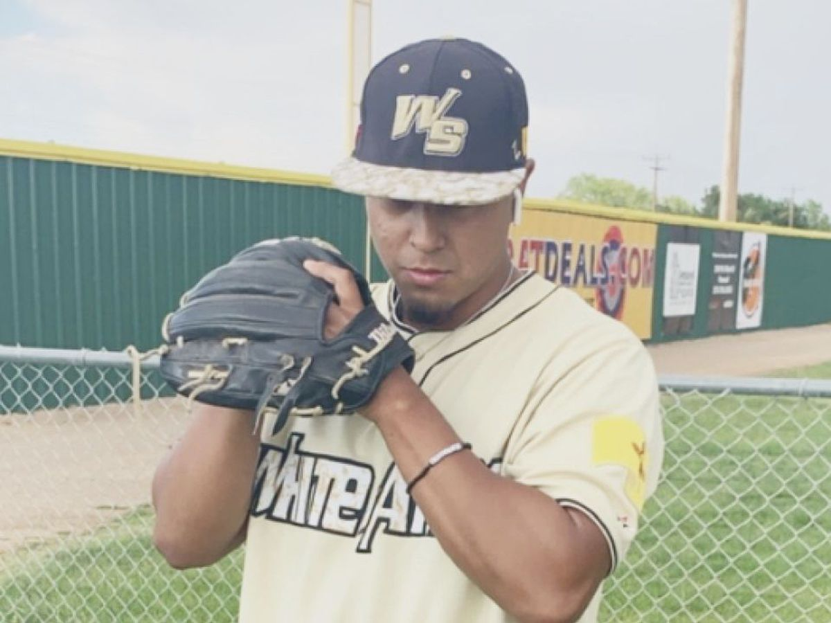 Chasing the Dream: Lufkin's Austin Requena playing profession baseball in New Mexico