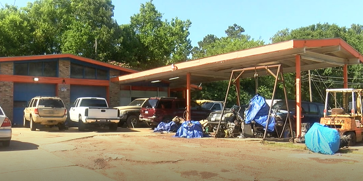 Local mechanics shop repeatedly burglarized in Lufkin