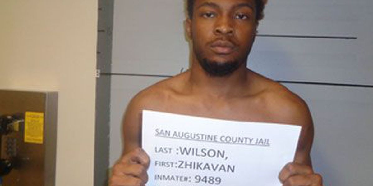 San Augustine PD: Man angry over phone being cut off bit grandmother