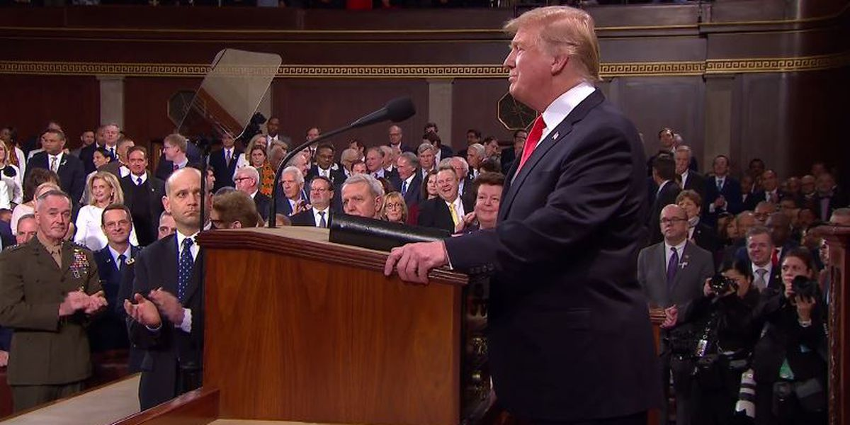 Trump plays on immigration myths