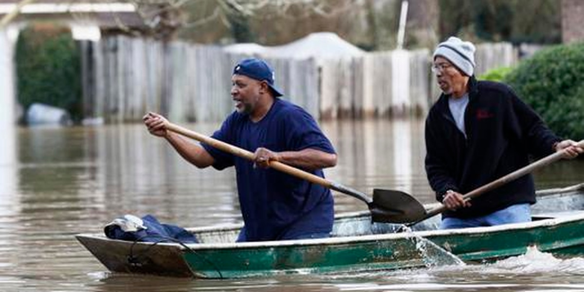 New rounds of relentless storms are threatening already flood-ravaged areas in the soaked south