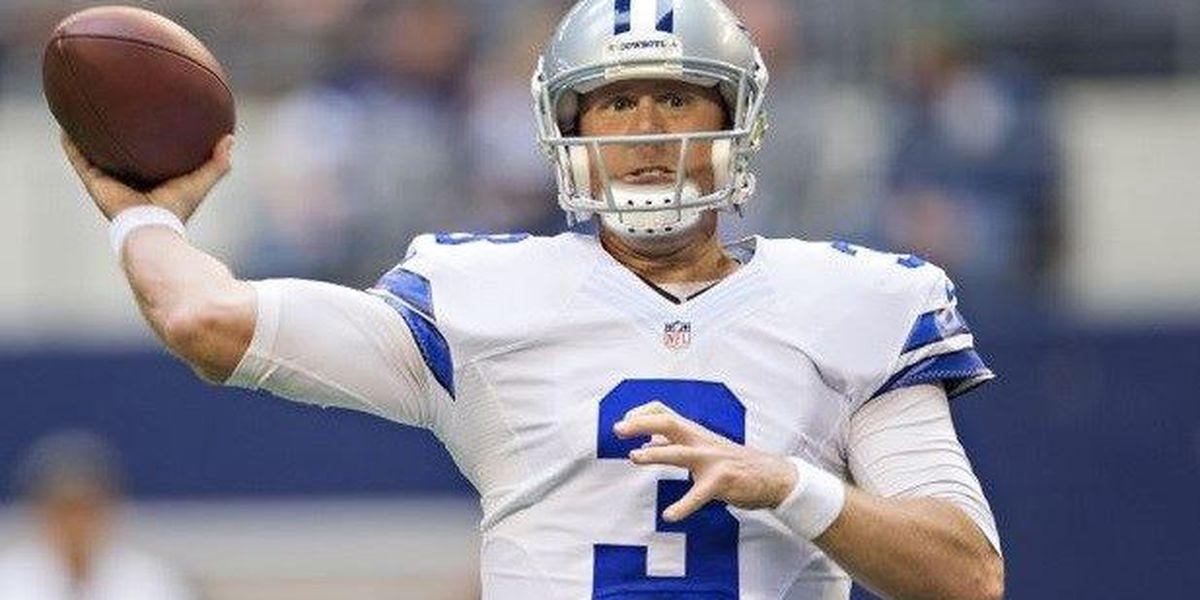 Dallas Cowboys cut Brandon Weeden in wake of Tony Romo's return