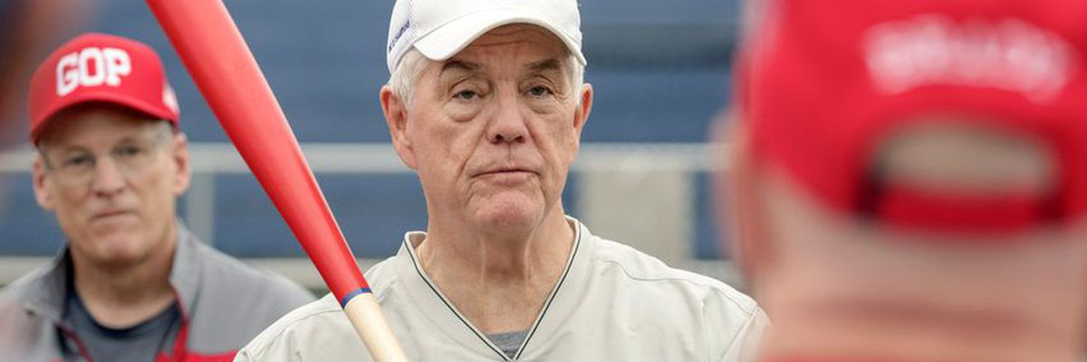 For Roger Williams, the annual Congressional Baseball Game is personal