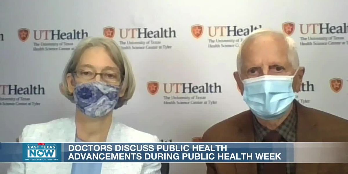 WATCH: East Texas doctors discuss purpose of National Health Month