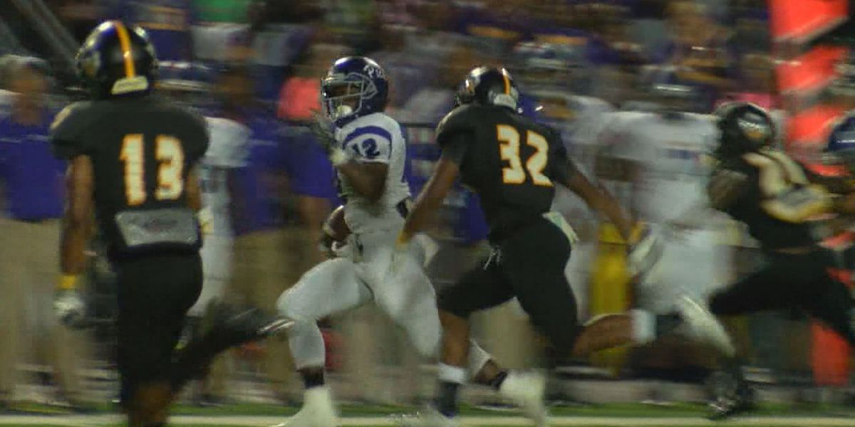 Lufkin, Diboll use Friday football to raise supplies for Lumberton, others