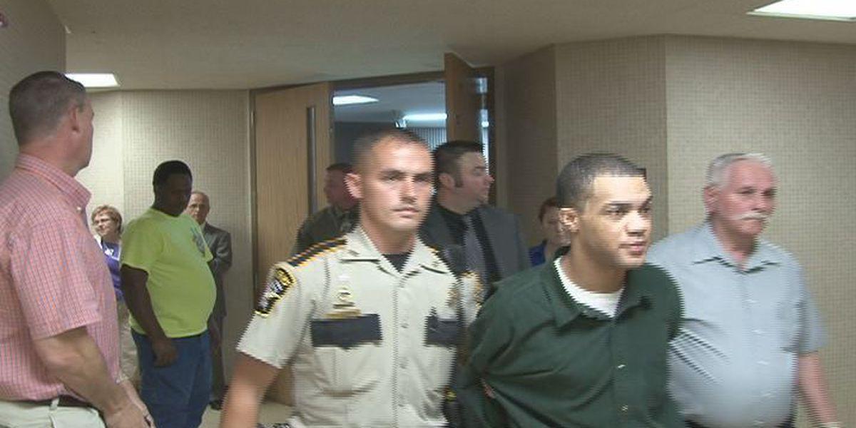Jury gives Lufkin man life sentence in child's murder
