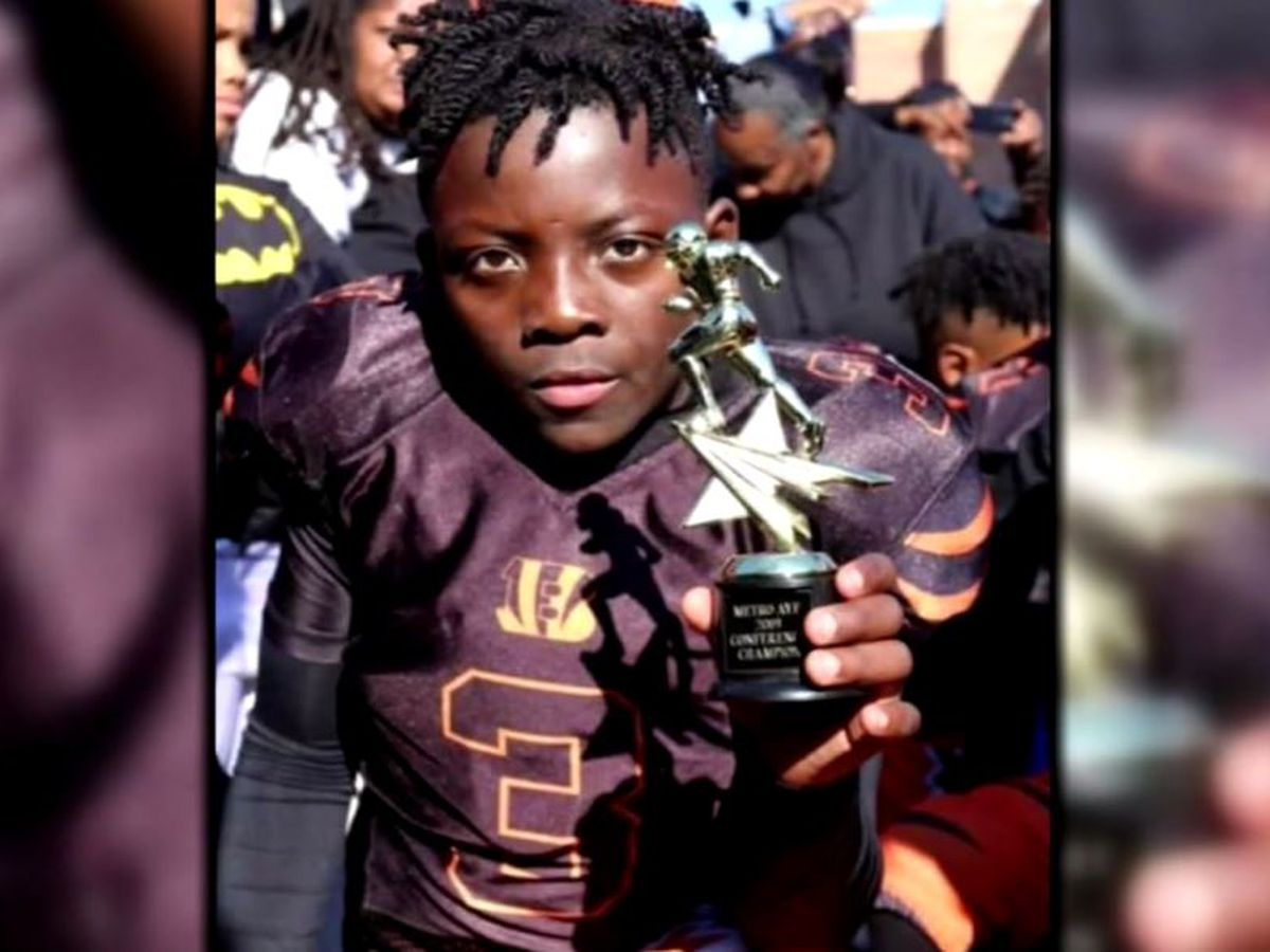 Grandfather: Stray bullet killed DC boy grabbing phone charger