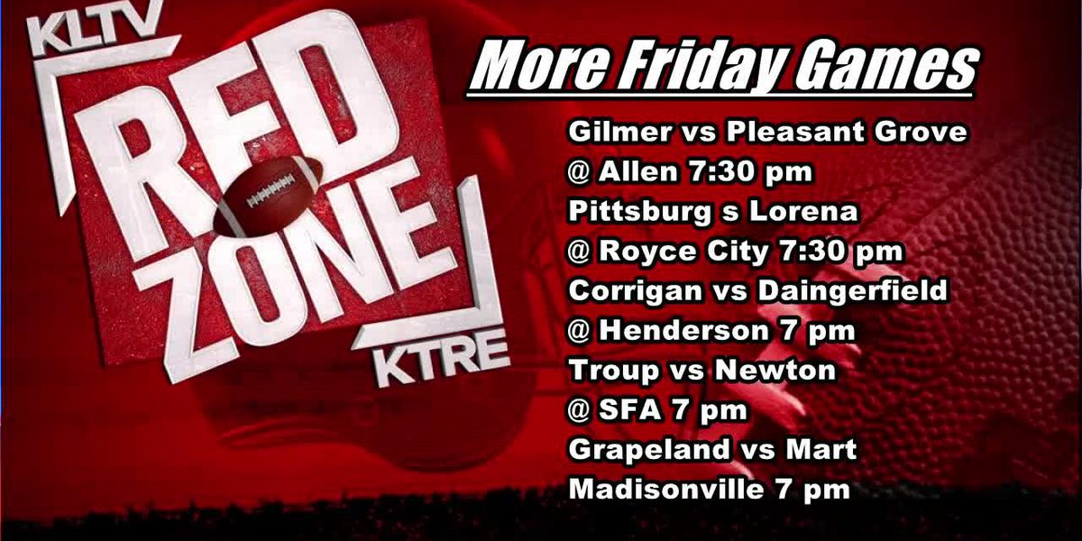 GMET: Final Red Zone Preview