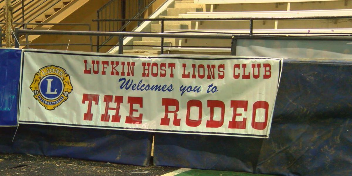 Lufkin Host Lions Club holds Angelina Benefit Rodeo Kick-off Luncheon