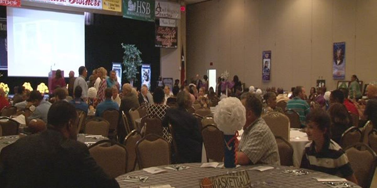 Three honored at annual Lufkin Pro Day