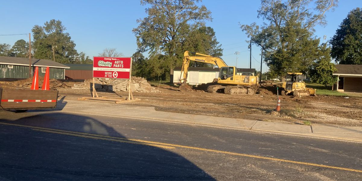 New O'Reilly Auto Parts location slated to open in Hemphill in early 2021, HQ says