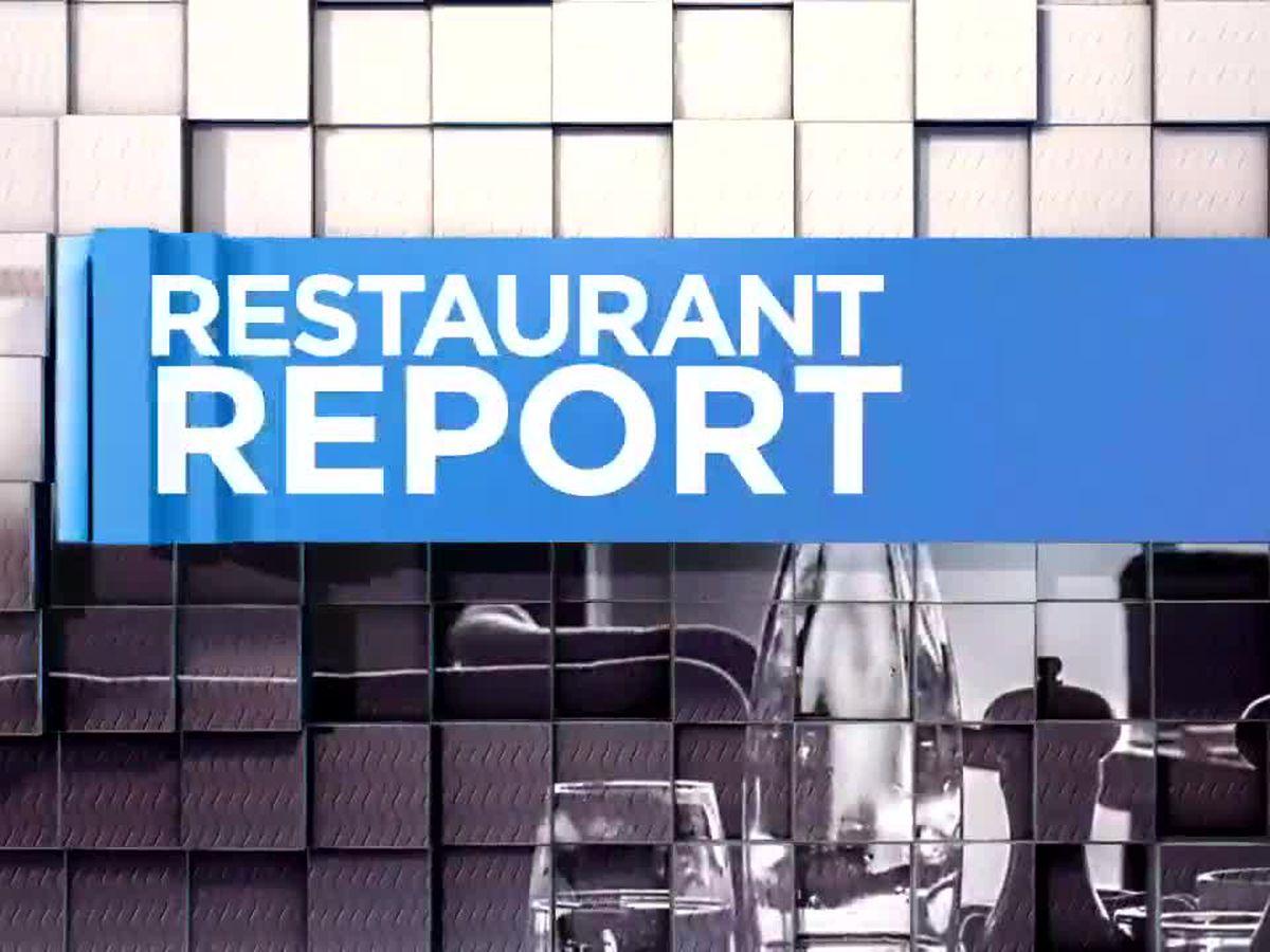 Restaurant Report - Nacogdoches - 04/04/19