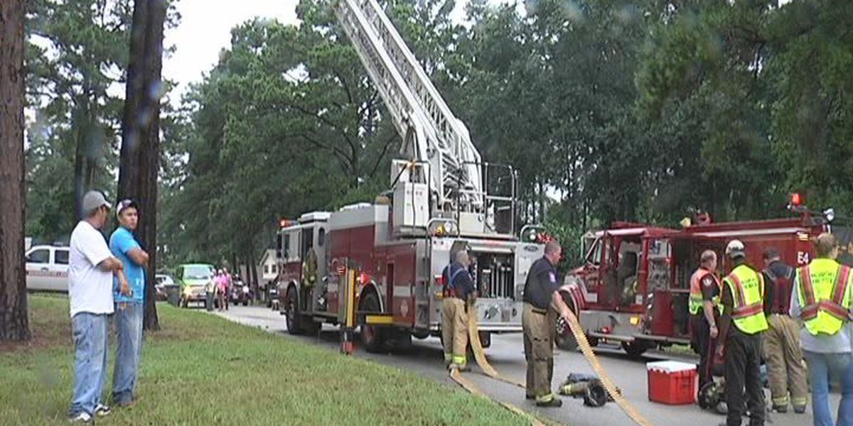 Nacogdoches FD; house fire caused by electrical issue