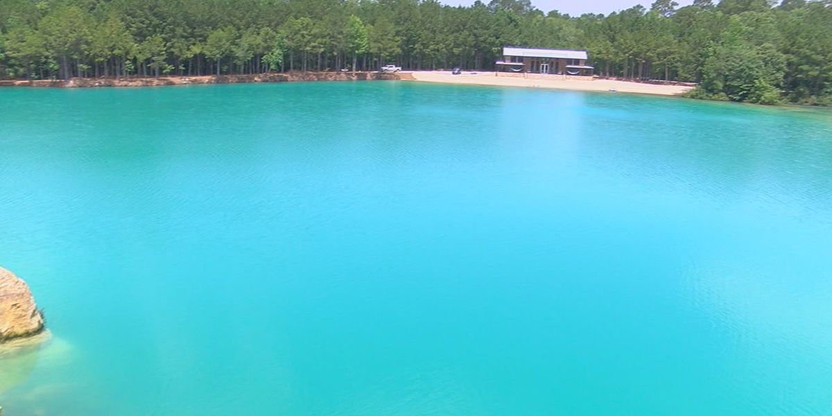 East Texas Throwback: New Blue Hole owner is preserving hidden natural spring