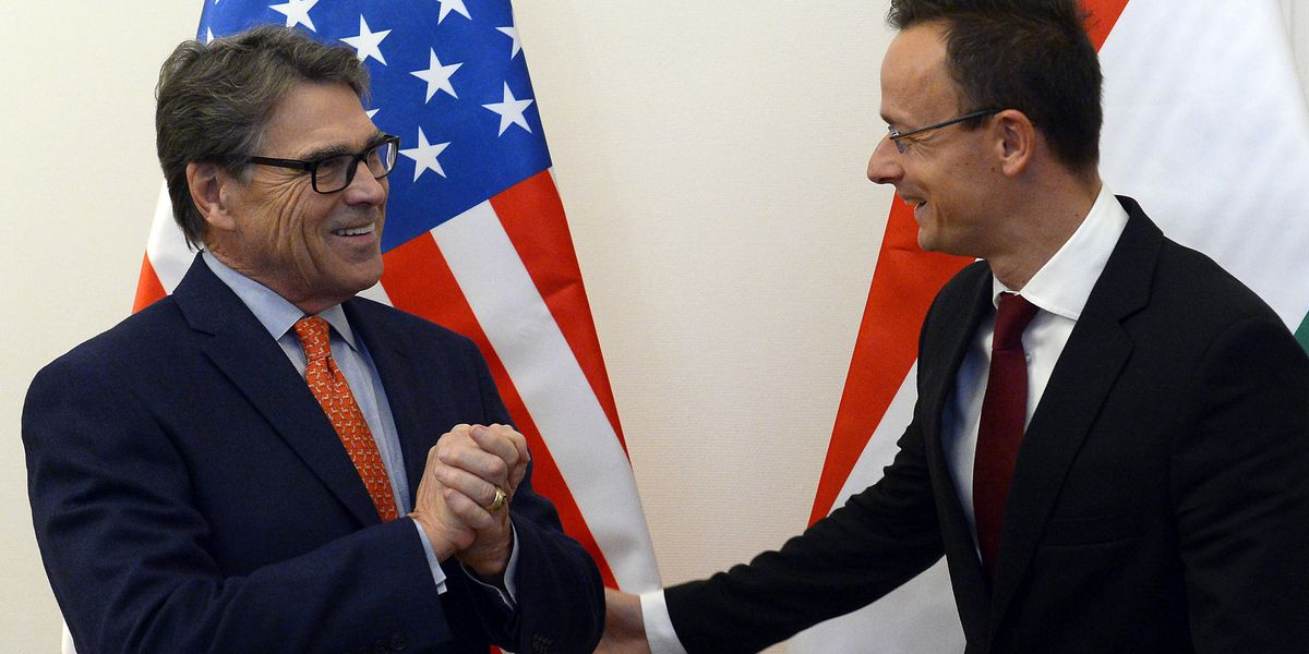 US says Europe needs diversity from Russian energy supplies