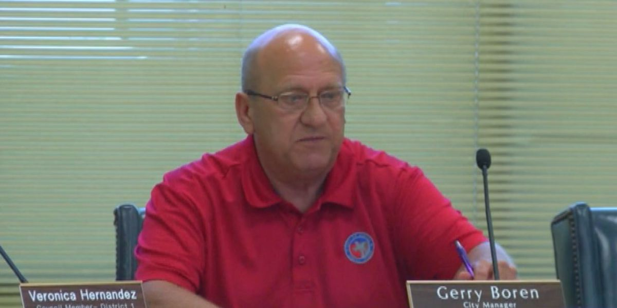 No action taken against Diboll city manager after executive session