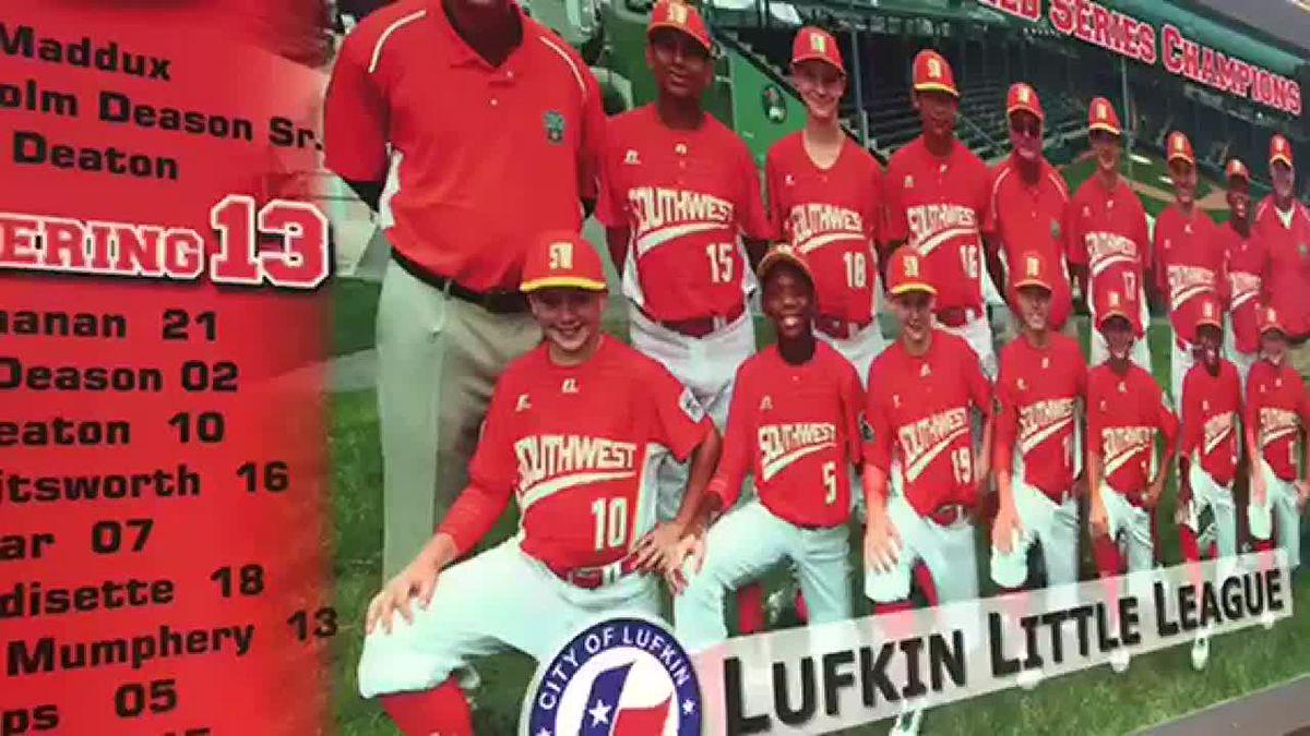 Little League baseball preparing for busy opening weekend in Lufkin