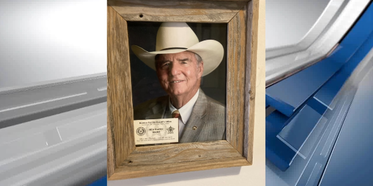 Newton County sheriff hangs up badge after more than 50 years in law enforcement