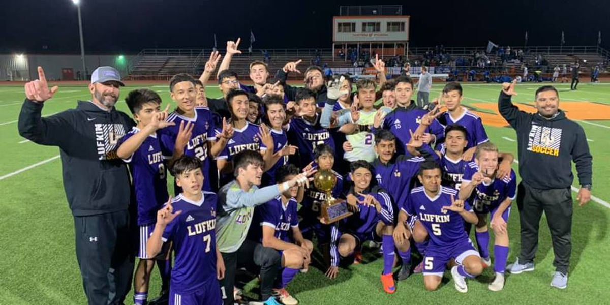 Lufkin, Livngston soccer teams moving on to round 3 of playoffs
