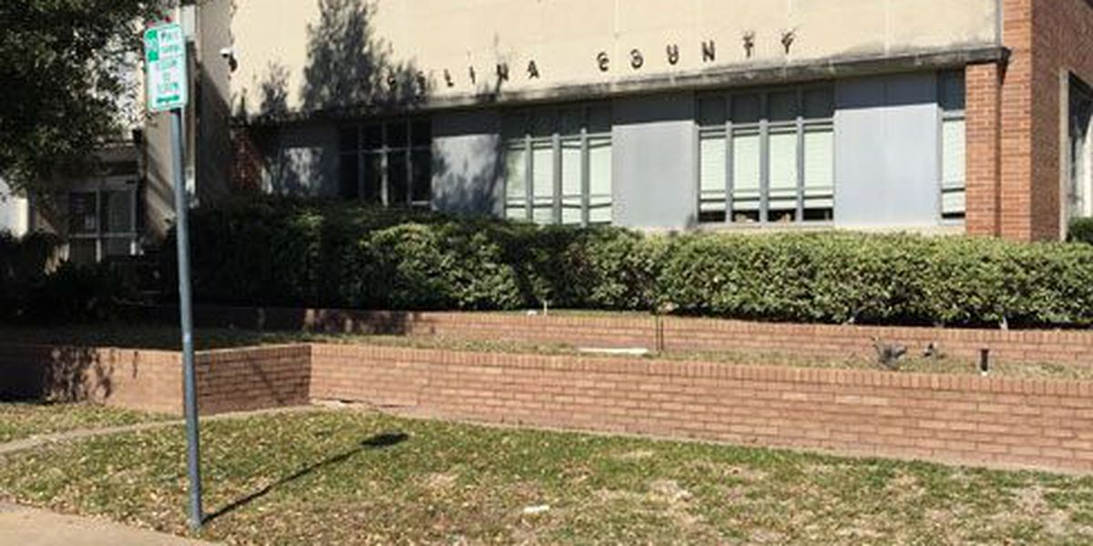 Small fire breaks out in mechanical closet at Angelina Co. Courthouse