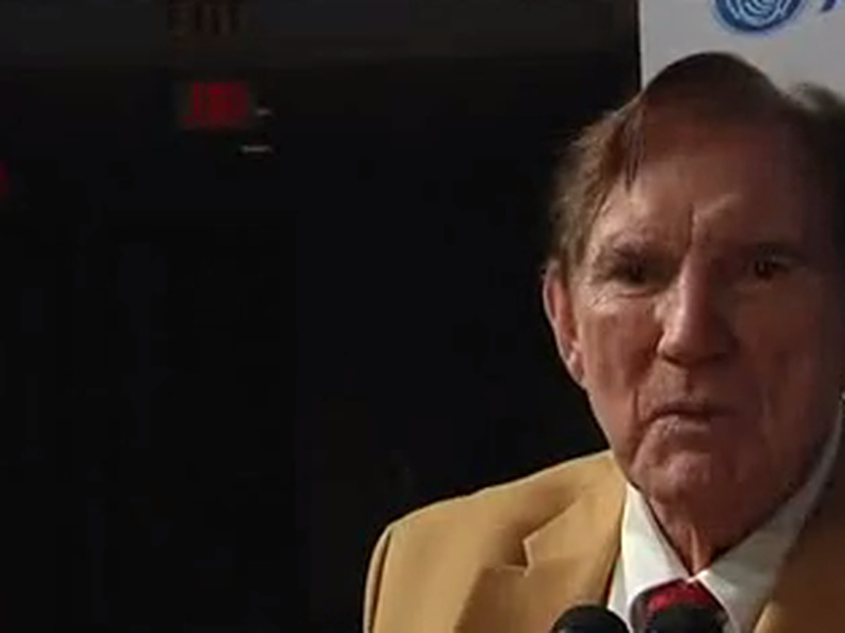 Football legend, East Texas native Forrest Gregg dies at 85