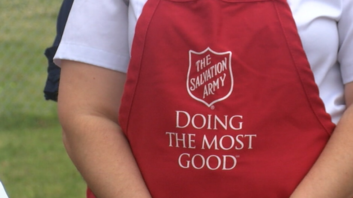 WEBXTRA: The Salvation Army of Lufkin receives $500K grant