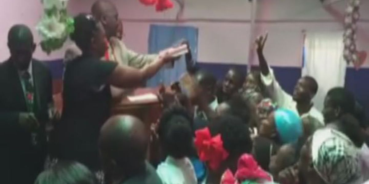 Nacogdoches' Bib La distributes over 1K bibles on Haiti trip