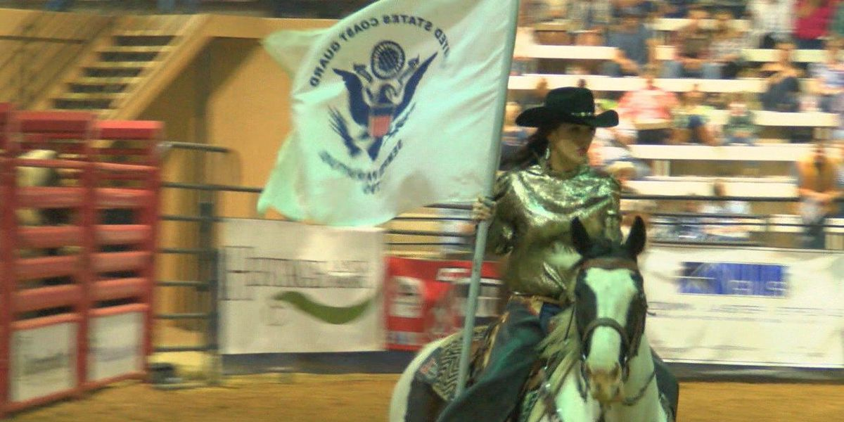 Angelina County Benefit Rodeo kicks off in Lufkin