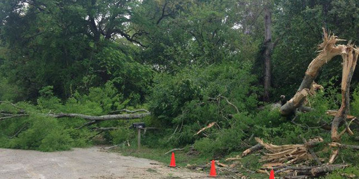 Insurance deductibles don't cover all property damage when it comes to storms in East Texas
