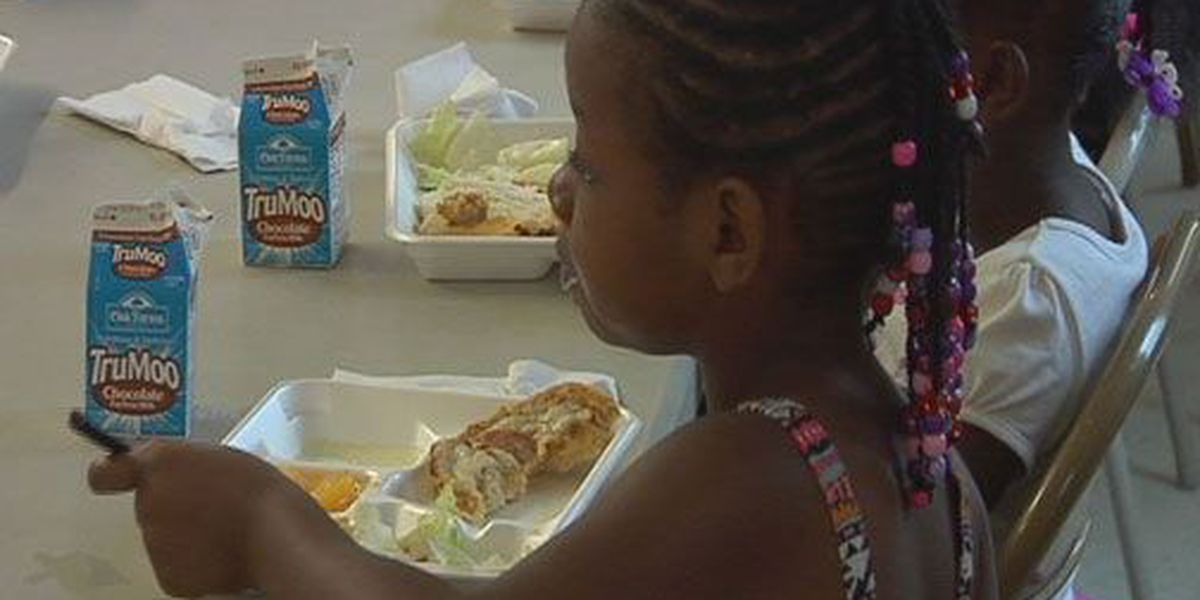 Nacogdoches church stepping in to fill gap with summer meals for kids