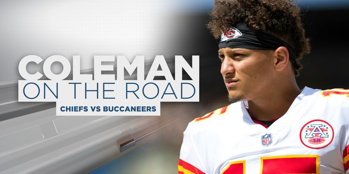 COLEMAN ON THE ROAD: Goodell addresses diversity, Mahomes discusses struggles that led to success