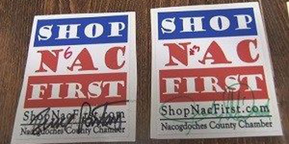 Nacogdoches Chamber using social media to support local businesses