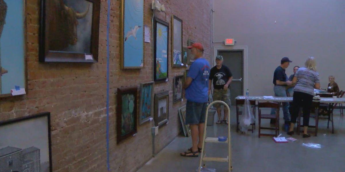 Lufkin Art Guild hosts bi-annual event