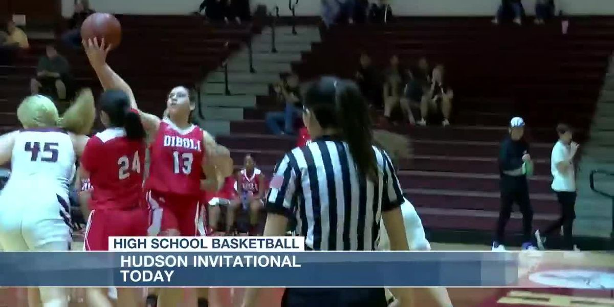 2019 Hudson Basketball invitational tips off