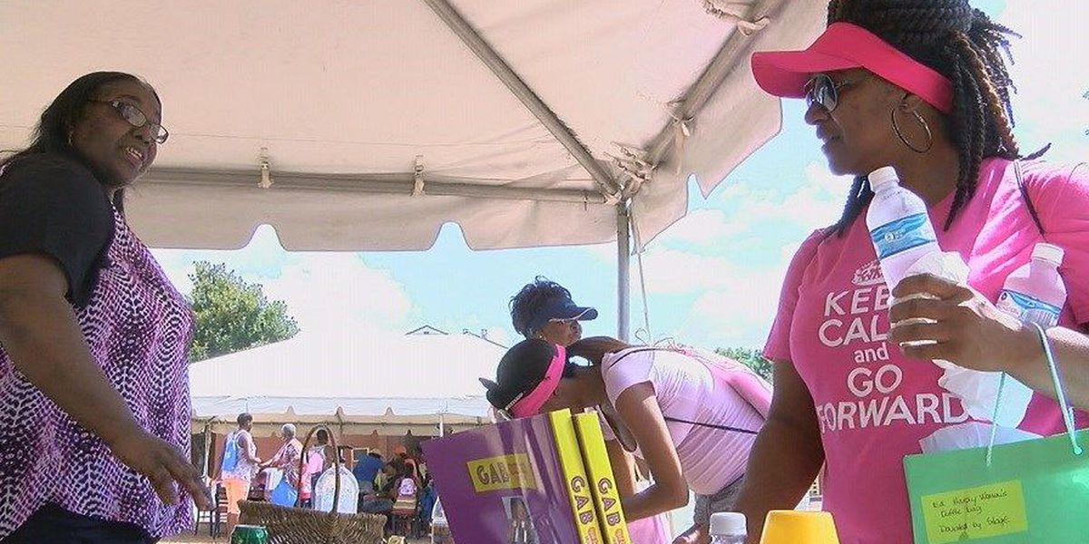 Nacogdoches health event provides resources for families in need
