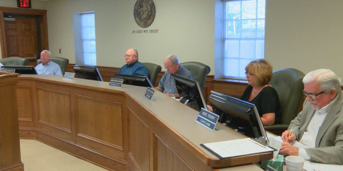 Nacogdoches County commissioners approve pay raise for all employees