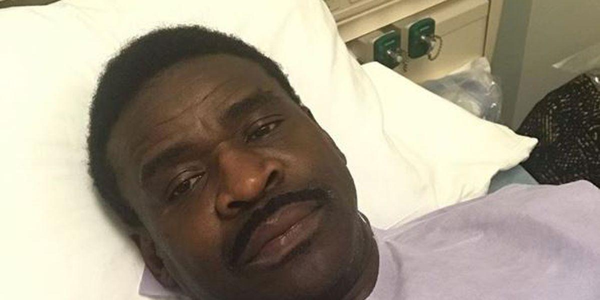 Cowboy's legend Michael Irvin undergoes test for throat cancer