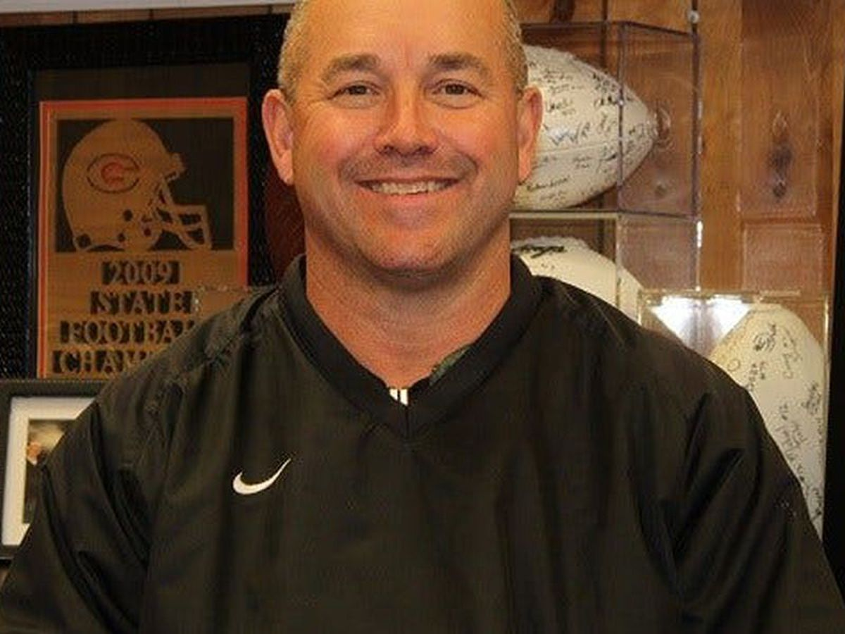Gilmer ISD Athletic Director, Head Football Coach Matt Turner announces retirement