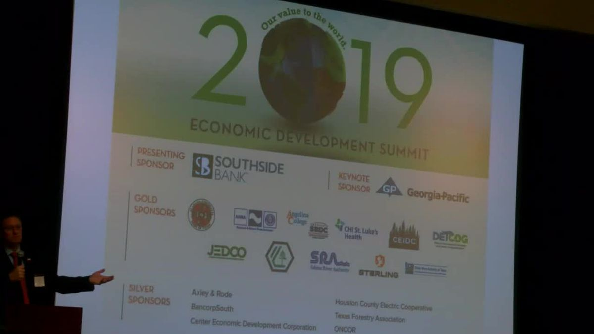 Texas Forest Country holds 2019 Economic Development Summit in Lufkin
