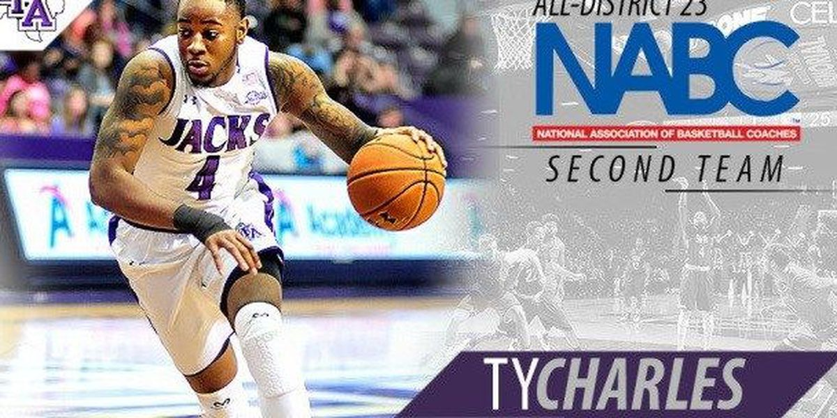 NABC places Charles on all-district 23 second team
