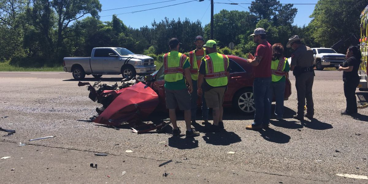 TRAFFIC ALERT: Wreck on US 69 in Pollok affecting traffic