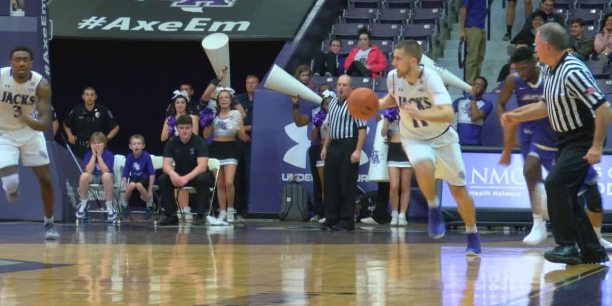 SFA's Kyle Keller: 'The opponent is us'