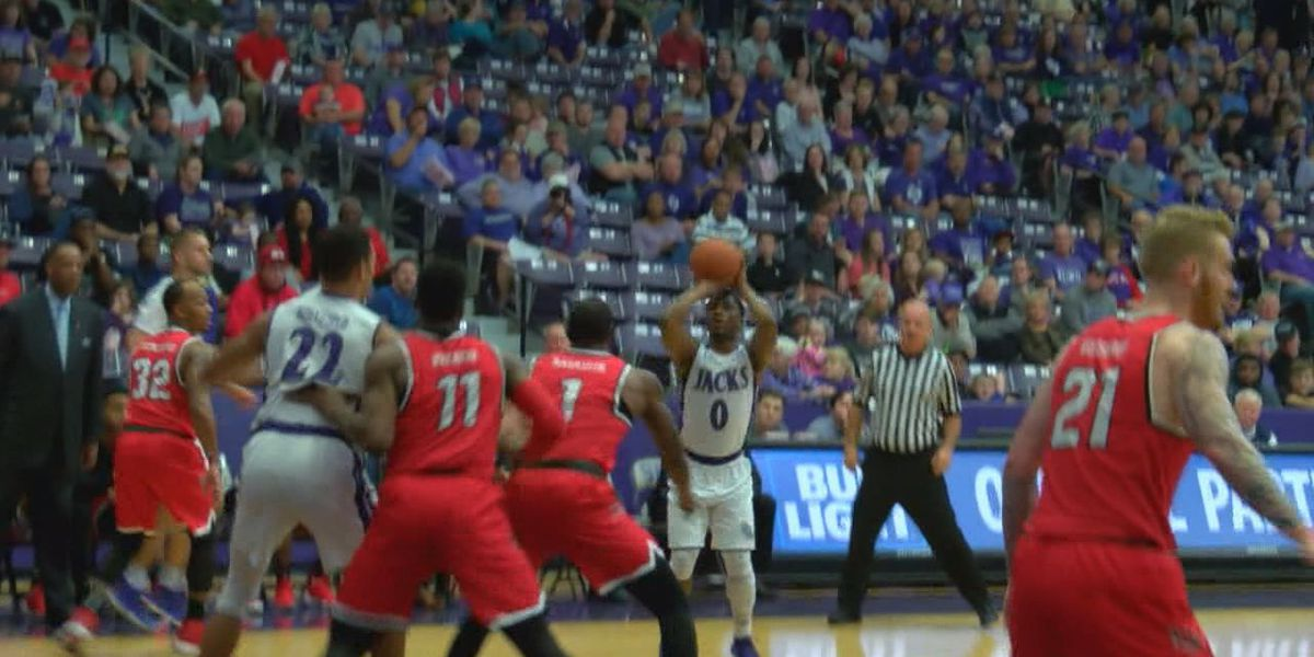 SFA looking to rebound after tough loss to Lamar