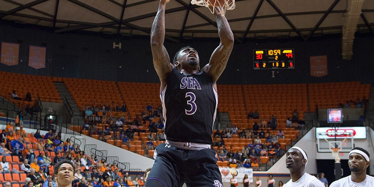 SFA Lumberjacks looking to make history in the Southland Tournament