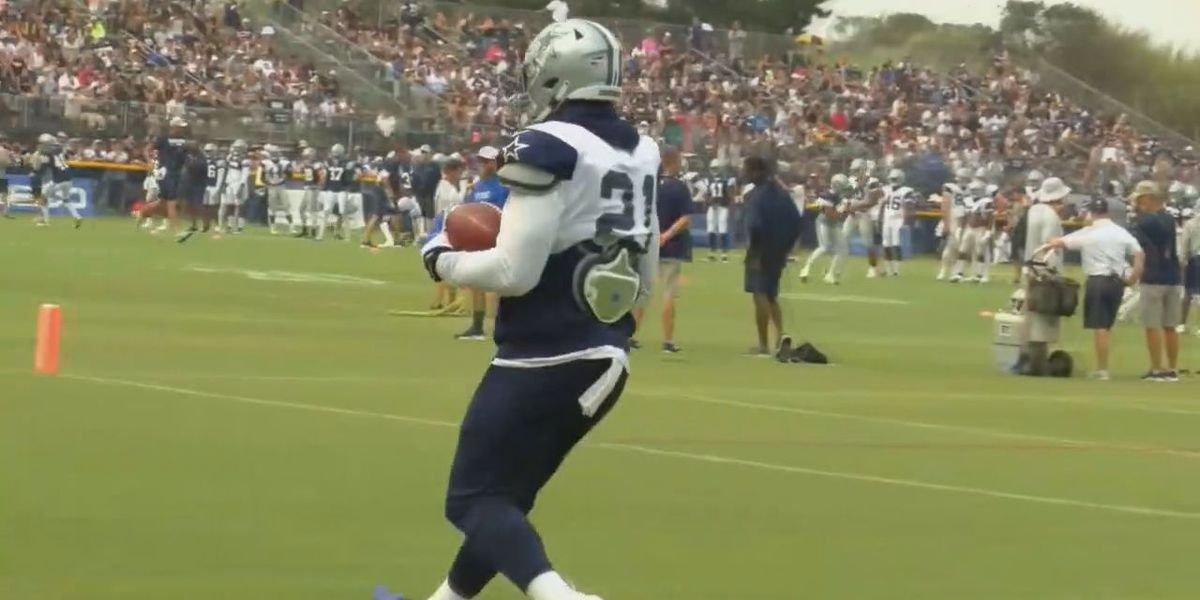 Cowboys to have training camp in Frisco under NFL decision